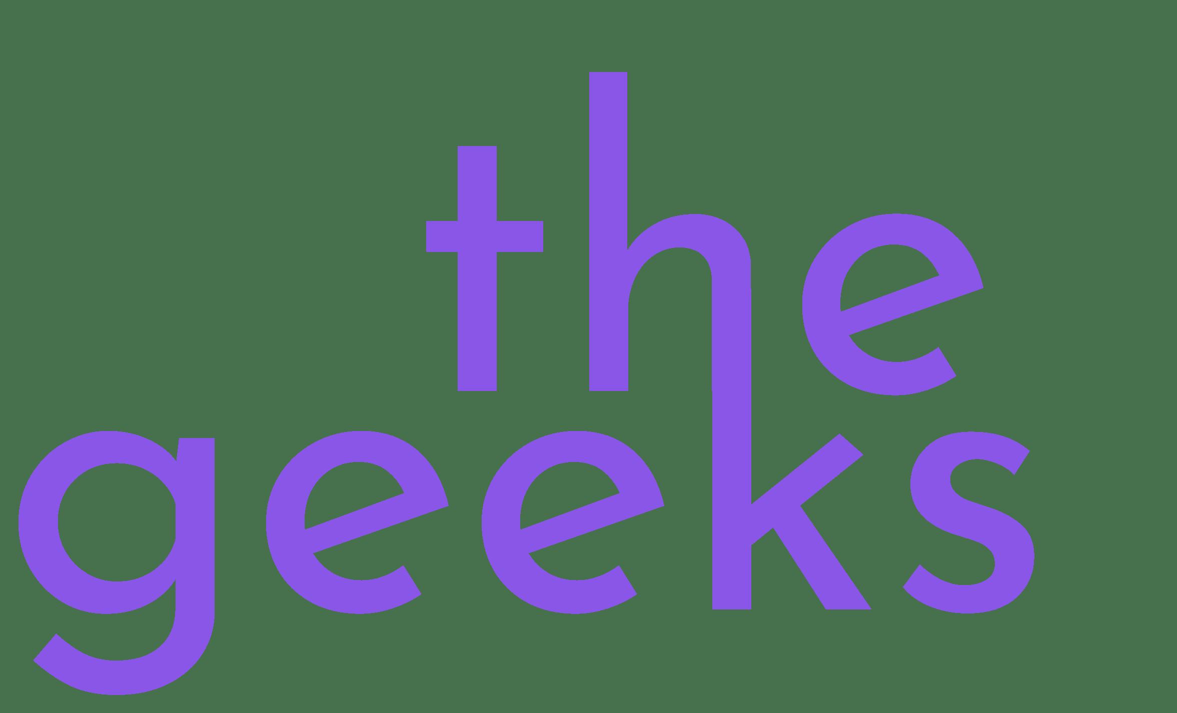 The Geeks Logo