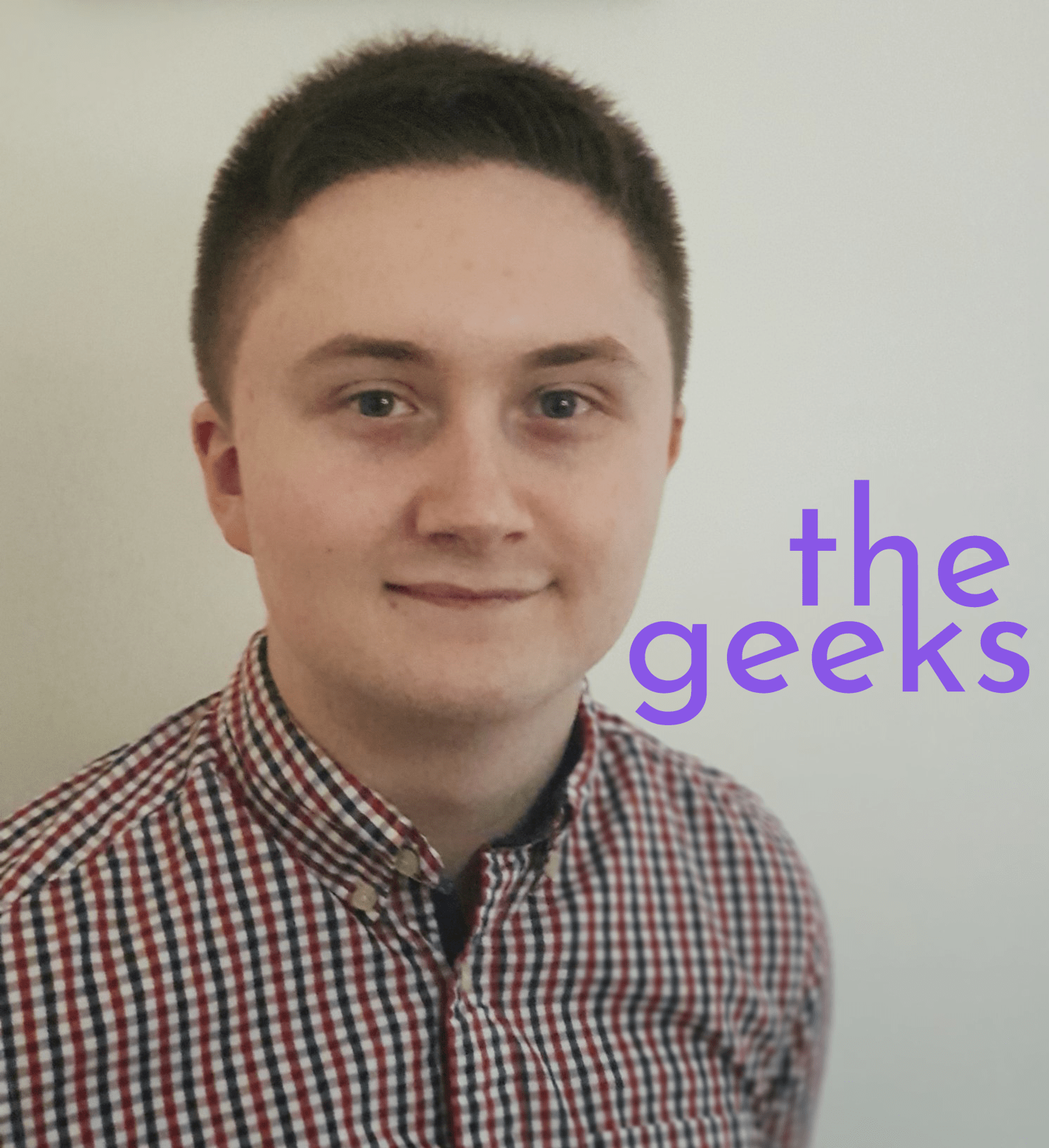 Who are the geeks? Picture of Owen Humphries, Geek Co-Founder