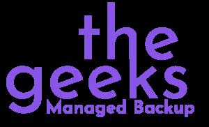 The Geeks Managed Backup