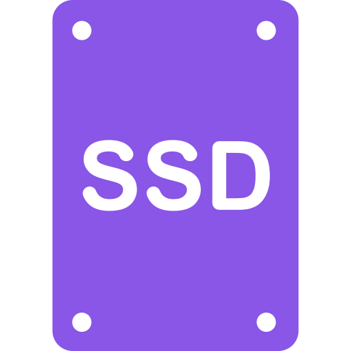 We can recover solid state drives (SSD)